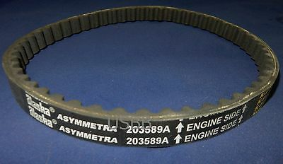 203589A Kart Cogged Torque Converter Belt for Comet, Go-Cart Belt 30 Series