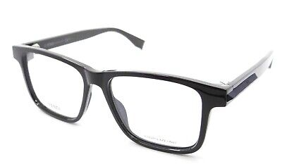 Fendi Rx Eyeglasses Frames FF M0038 09Q 53-15-140 Brown Made in (Fendi Eyeglasses Men)
