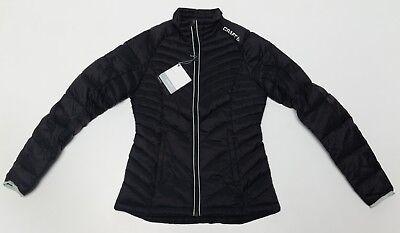 Alpine Light Down Jacket - $249 Women's Craft Alpine Light Water Resist Down Puff Jacket Black Size Small S