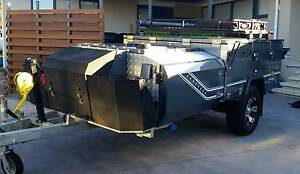 Ezytrail Stirling LX 2015 Camper Trailer Canberra City North Canberra Preview