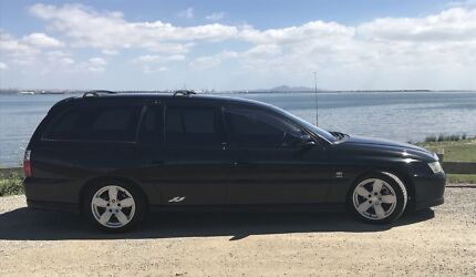 Black VY SS Holden Commodore Limited Edition