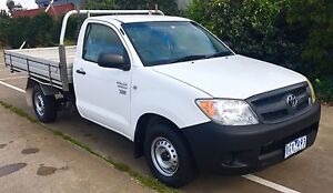 2006 Toyota Hilux Workmate Werribee Wyndham Area Preview