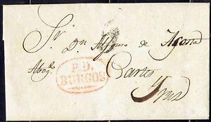 PREFILATELIA-BURGOS-A-IRUN-10-de-Enero-de-1821