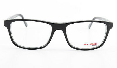 MENRAD Germany Brille The Vision 11035-6706 Modern Square Eye Frame Black NEW