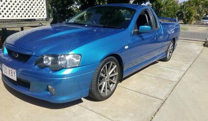 2003 Ford Falcon Ute Mount Isa Mt Isa City Preview