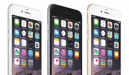iPhone 6  Brand NEW (Save$250),Warranty,Unlocked Spearwood Cockburn Area Preview