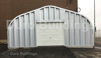 Durospan Steel 25x60x13 Metal Garage Home Shop Diy Building Kits Factory Direct