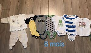 Petit lot - 6 mois