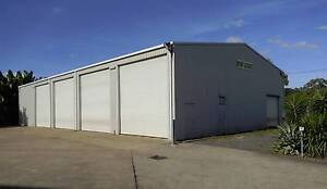 Industrial Shed For Lease Glanmire Gympie Gympie Gympie Area Preview