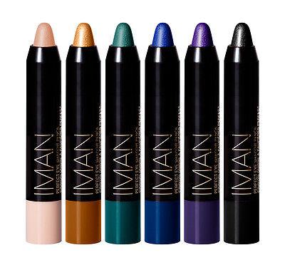 IMAN COSMETICS Perfect Eyeshadow - SELECT YOUR SHADE FROM (Shades Menu)