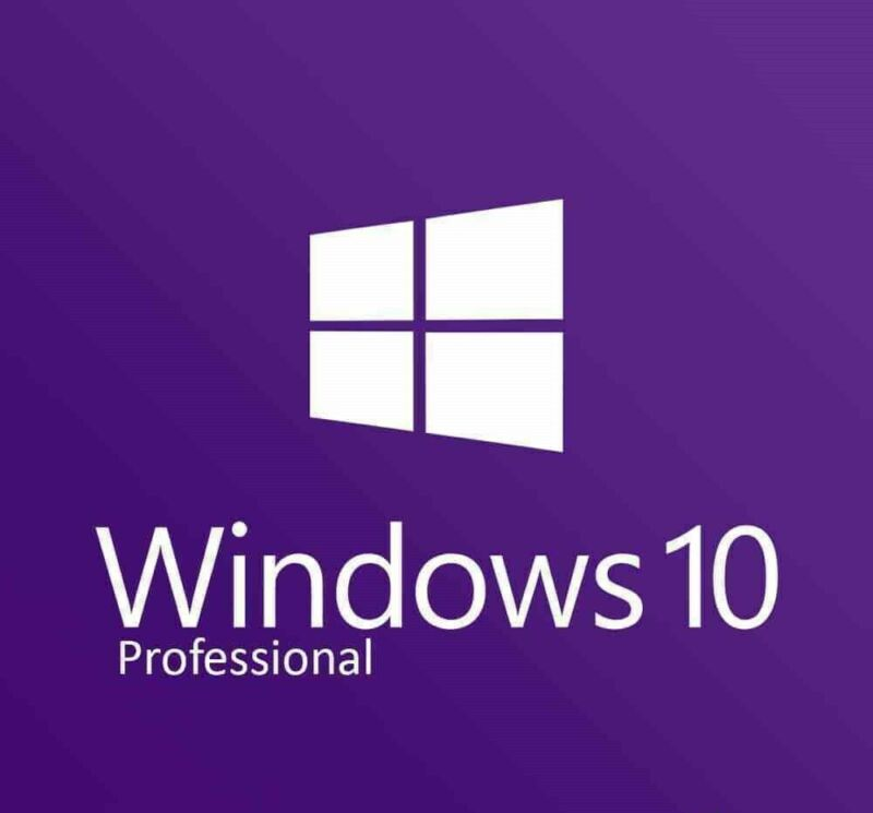 W.I.N 10.PRO EDITION (KEY TO ACTIVATE) FAST