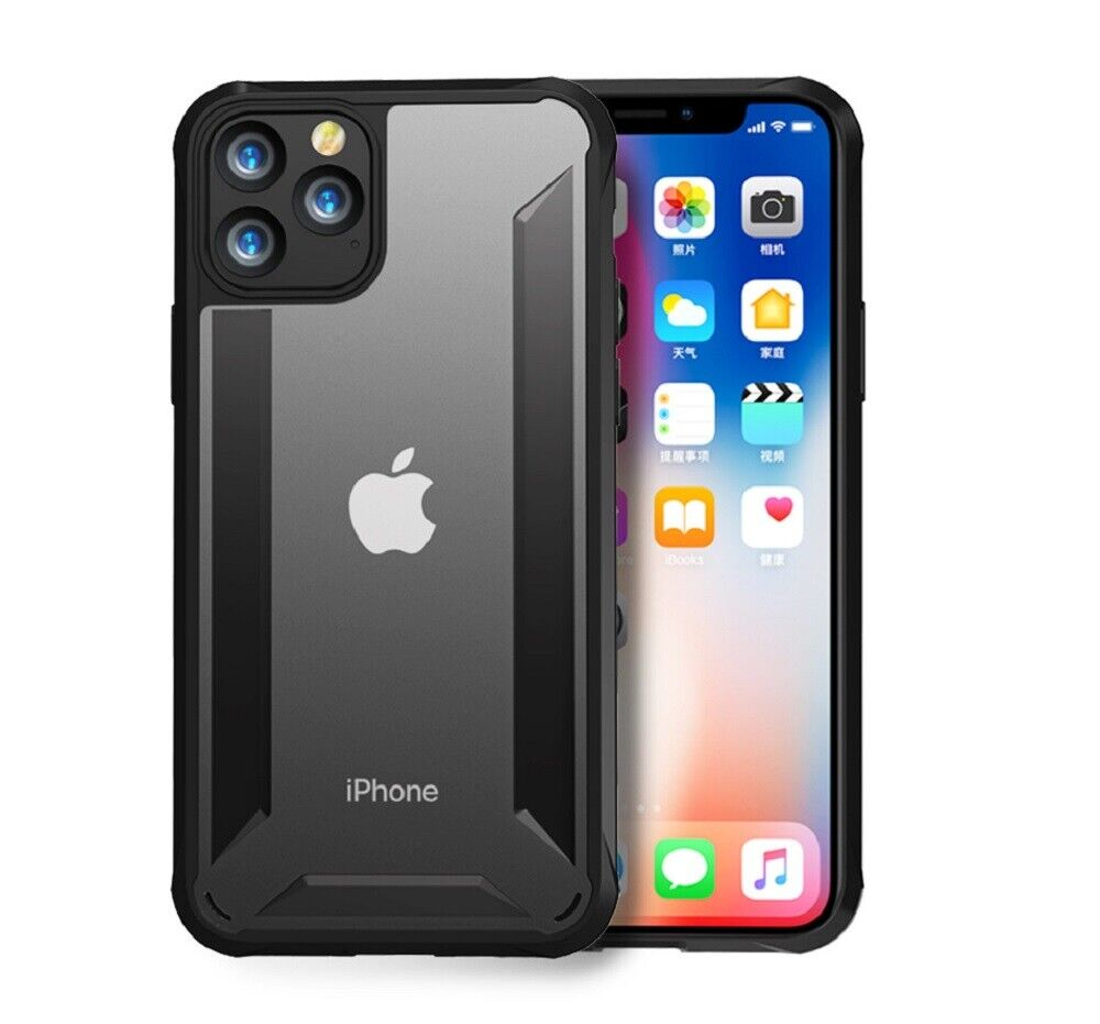 For iPhone 11 / 11 Pro / 11 Pro Max Case TIKA Clear Shockproof Cover US Cases, Covers & Skins