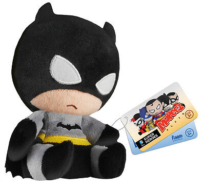 Funko Mopeez Super Heroes Dc Comics  Batman Plush Action Figure Collectible Toy