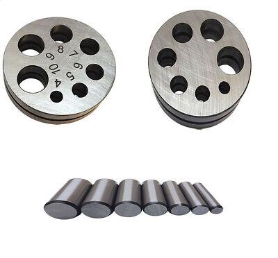 Metal Round Disc Cutter 1/4