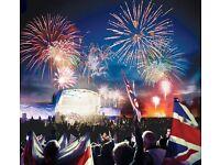 Hatfield House Battle Proms: Saturday 15 July 2017 Ticket x 1 for £25.00