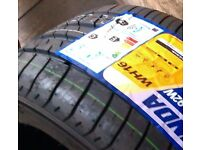 Tyres 205/55r516