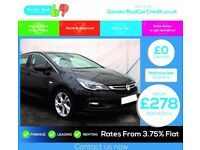Vauxhall Astra 1.4 i 16v Turbo SRi Nav Hatchback Auto 5dr (start/stop) / finance available