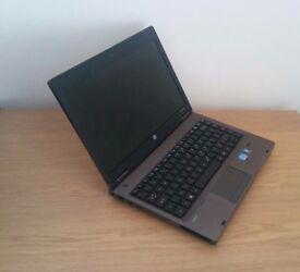 HP Probook 6360B Laptop Windows 10 Core i5 500GB 4GB 13.3 LCD 260 £ ono