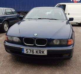 BMW 525 auto Low Mileage Amazing Condition for that years
