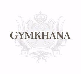 Pastry Chef de Partie, Gymkhana - Michelin Star