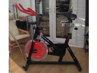 Spining exercise bike