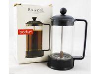 Bodum Brazil French Press Coffee Maker With Box