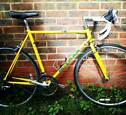 Raleigh M Trax 54cm steel road bike with Shimano RSXIntegrated Groupset