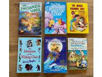 6 Enid Blyton Books
