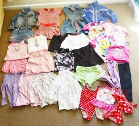 bundle Girl clothes size 4-5 years over 25 items