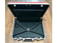 Briefcase, Red, Excellent Condition, w/ Lock