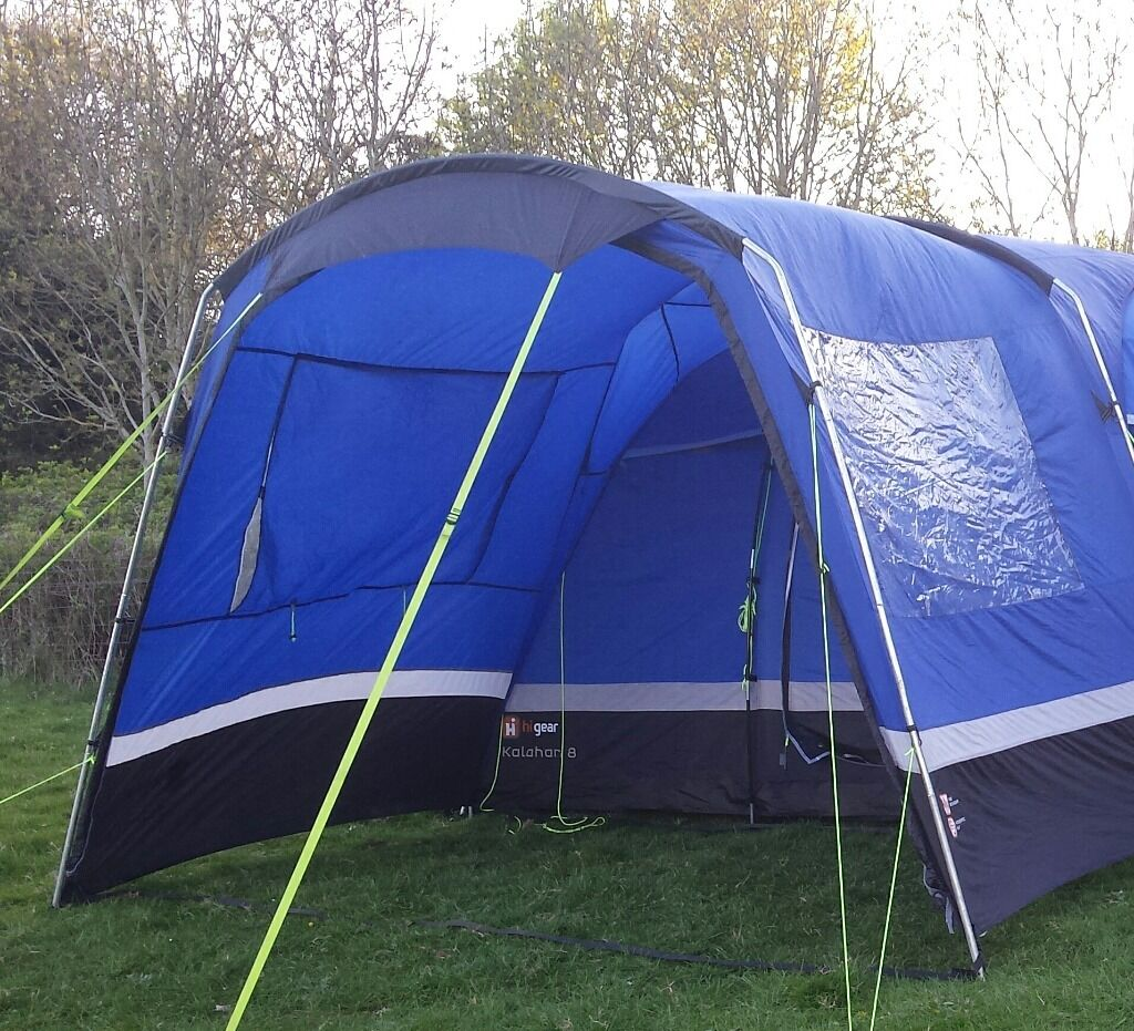High Gear Kalahari Porch To Fit The Kalahari 8 Or 10 Tent