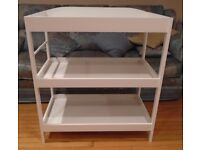 Baby Changing Dresser Station Unit For Sale
