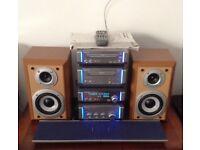 Technics SC-HD55 system