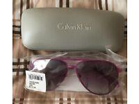 Genuine Calvin Klein sunglasses