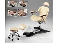 Belava Indulgence Pedicure Chair 'Plumbless & Hygienic""