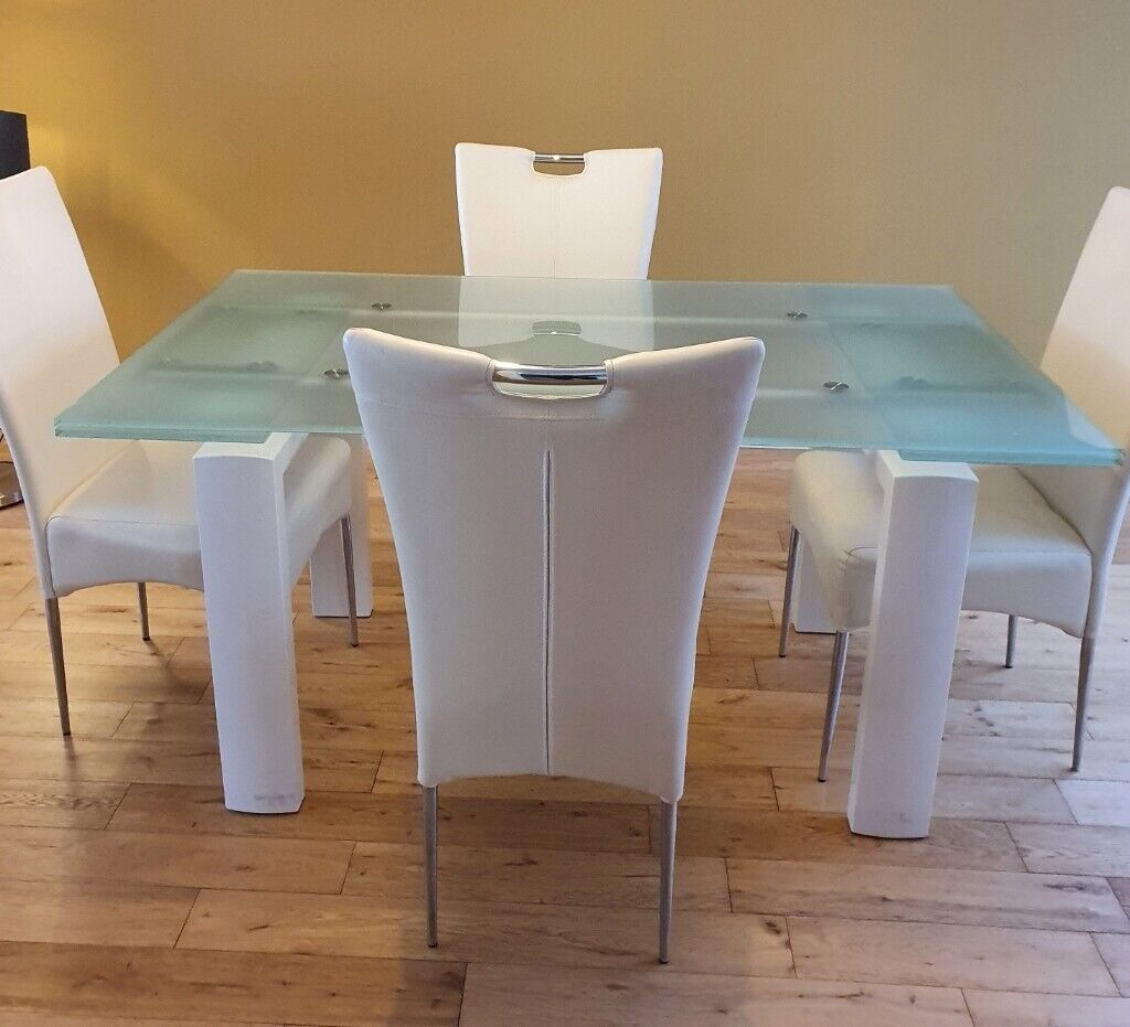 Dining Table And Chairs From John Lewis With Matching Breakfast Stools In Hamilton South Lanarkshire Gumtree