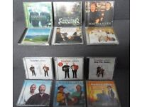 Job Lot: 12 x FOSTER & ALLEN CD ALBUMS - 16 CDs in total - As Pictured...