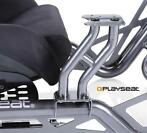 Playseat Sensation Pro Gearshift Holder - Metallic