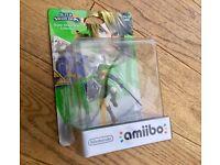 Rare Smash Bros Link Amiibo. Sealed. Unlock extras in Zelda.