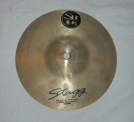 "Stagg 8"" hand made splash cymbal"