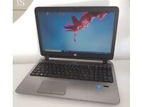 """HP ProBook 450 G2, 15.6"""" i5-4210U, 8GB RAM, 120GB SSD, Intel HD Graphics 5500, Win 10 Pro"""