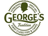 *NEW!* Daytime Shifts at George's Tradition - Long Eaton
