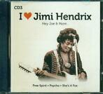 I Love Jimi Hendrix (CD)