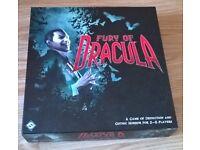 Fury of Dracula (third edition) (2015)