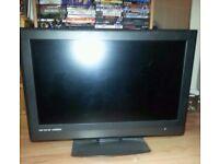 "tevion 32"" flat screen FREEVIEW tv"