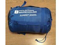 Mountain Warehouse Summit 300XL Sleeping Bag