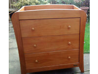 Mamas & Papas chest of drawers