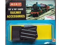 Merit OO/HO Gauge Railway Accessories - 5026 Feather-Edge Fencing