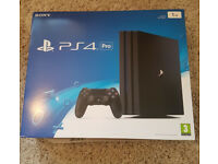 PS4 almost brand new - used for 7 days