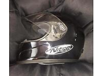 Nitro motorbike helmet size XS £10.00